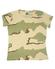 Womens Desert Camouflage T-shirts