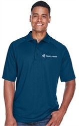 Custom Embroidered Value Priced Polo Shirt