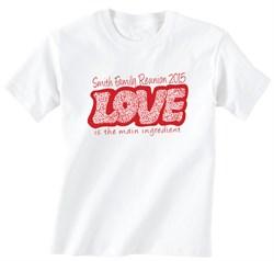 Family Reunion T-Shirt Design R1-10
