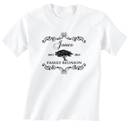 Family Reunion T-Shirt Design R1-3