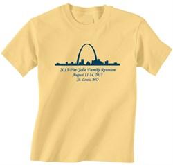 Family Reunion T-Shirt Design R1-45