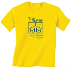 Family Reunion T-Shirt Design R1-46