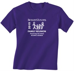 Family Reunion T-Shirt Design R1-51