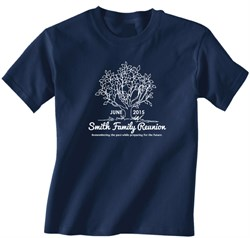 Family Reunion T-Shirt Design R1-64