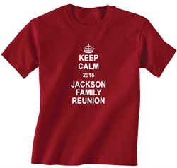 Family Reunion T-Shirt Design R1-65