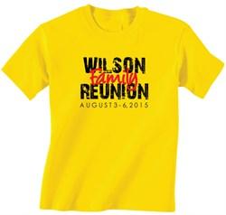 Best Family Reunion T Shirt Designs Ideas Pictures - Decorating ...