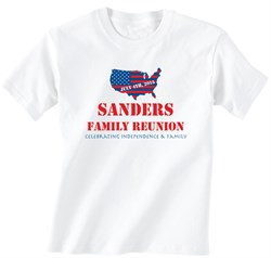 Family Reunion T-Shirt Design R2-16