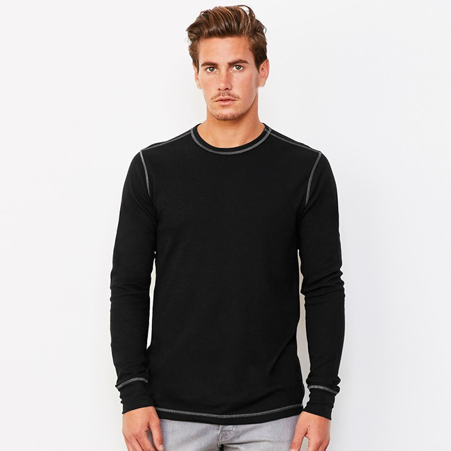 canvas 3500 long sleeve thermal t shirt