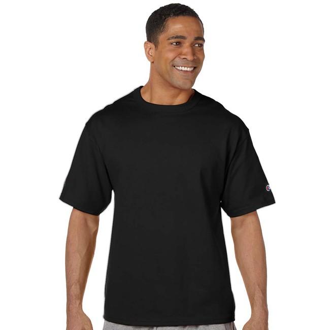 Champion Heritage Jersey Heavyweight T Shirt Free