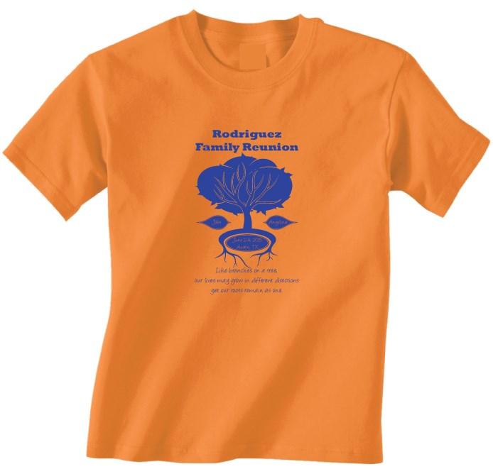R1 62 Family Reunion T Shirt Design R1 62