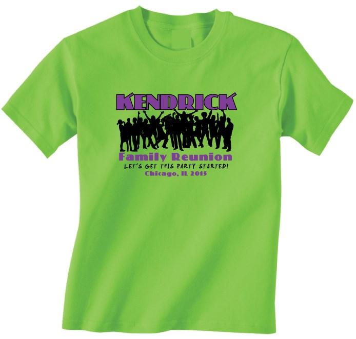 Free Family Reunion T Shirt Design Joy Studio Design