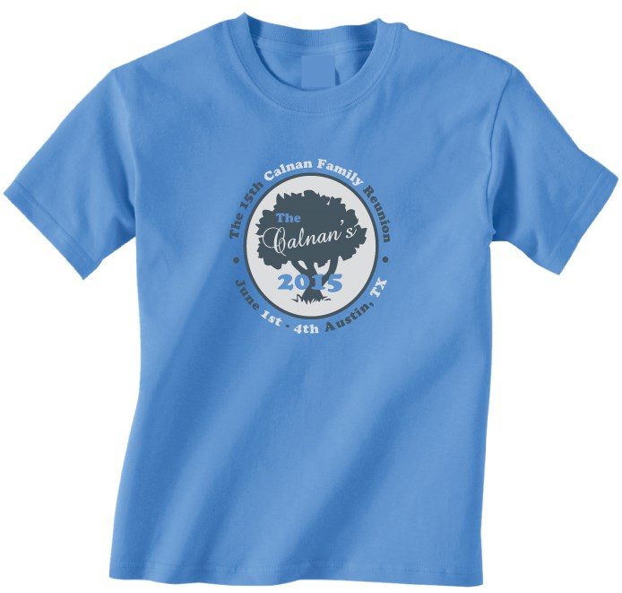 Family Reunion Design Templates  Custom TShirts