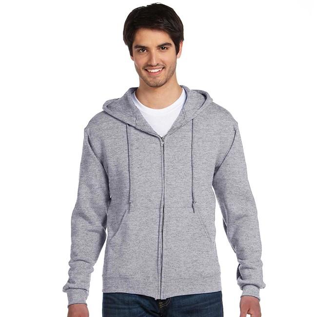 fruit of the loom 82230 supercotton full zip hoodie. Black Bedroom Furniture Sets. Home Design Ideas