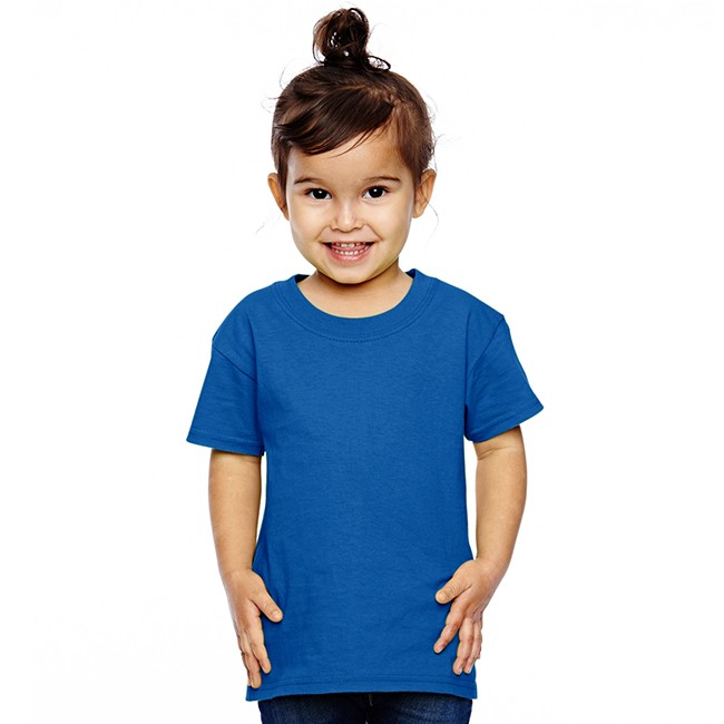 Fruit Of The Loom T3930 Toddler 100 Heavy Cotton T Shirt