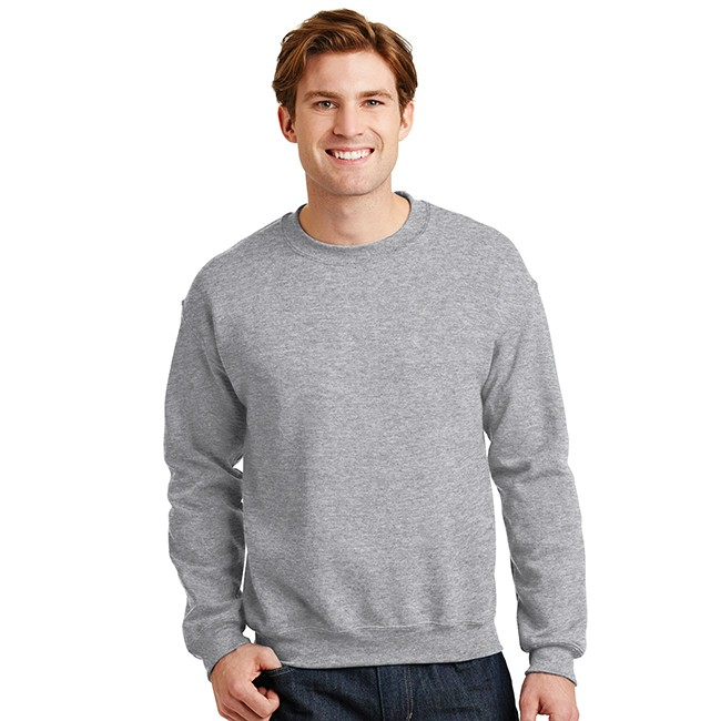 Gildan G180 Lightweight 50/50 Crewneck Sweatshirt