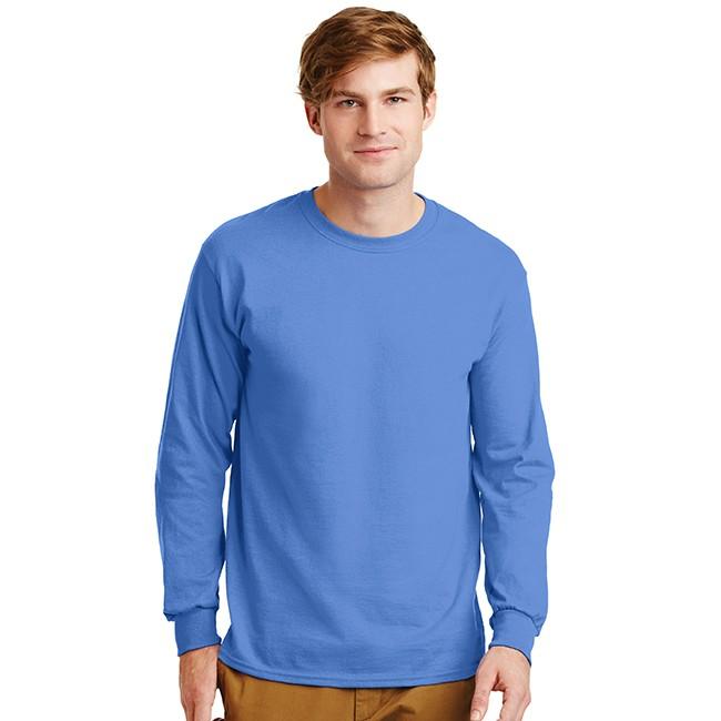 Gildan G240 Ultra Cotton Heavyweight Long Sleeve T-Shirt