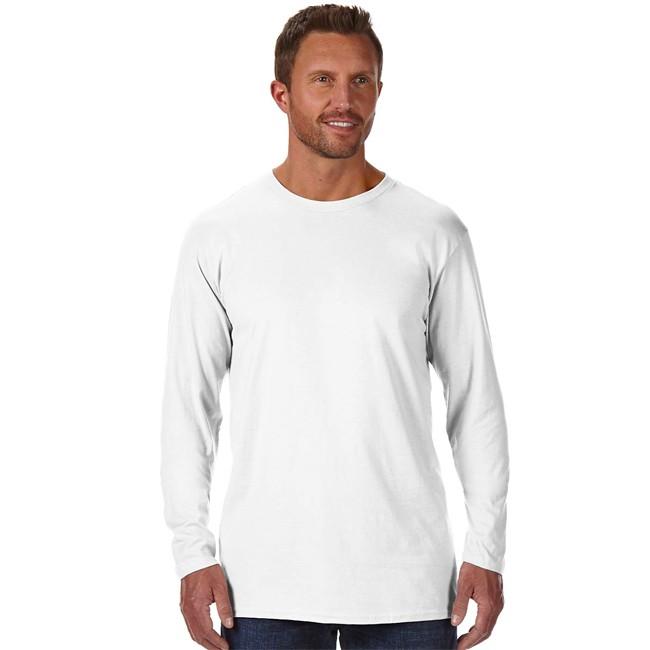 Long Sleeve T-shirts: Blank Hanes, Anvil, Champion T-Shirts ...
