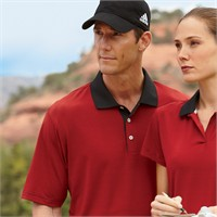 Adidas ClimaLite Classic Stripe Polo Shirt