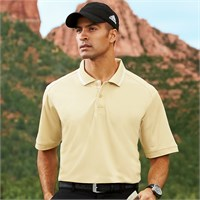Adidas ClimaLite Tech Athletic Golf Shirt