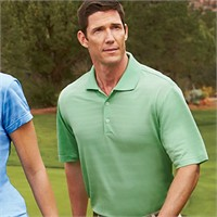Adidas Golf ClimaLite Textured Polo Shirt