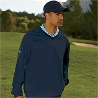 Adidas Golf ClimaProof V-Neck Wind Shirt