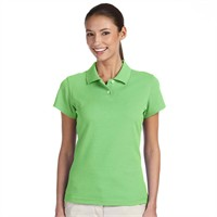 Adidas Golf Ladies' ClimaLite Tour Pique Polo Shirt