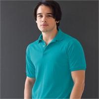 Anvil 50/50 Jersey Knit Polo Shirt
