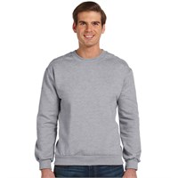 Anvil Combed Ringspun Cotton Blend Crew Neck Sweatshirt