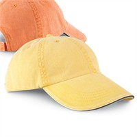 Anvil Low-Profile Pigment-Dyed Twill Cap