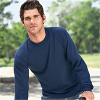 Anvil Organic Cotton Long-Sleeve T-Shirt