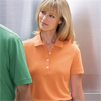 Ashworth Ladies' Combed Cotton Pique Polo