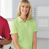 Ashworth Ladies'  EZ-Tech Pique Polo