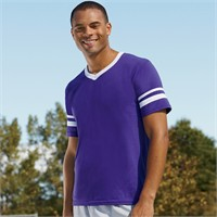 Augusta Sleeve Striped Jersey