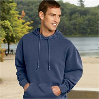 Authentic Pigment Fleece Pullover Hoodie
