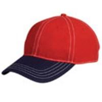 Hyp Contrasting Stitch Baseball Cap