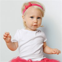 Bella Infant Baby Rib T-Shirt
