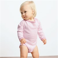 Bella Infant Long Sleeve Thermal One Piece