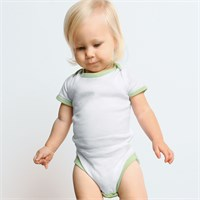 Bella Infant Two-Tone Ringer One Piece