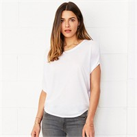 Bella Ladie's Flowy Circle Top