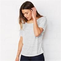 Bella Ladie's Flowy Simple T-Shirt