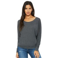 Bella Ladies' Long Sleeve Dolman Top