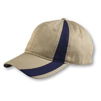 Big Accessories Colorblock Sport Cap