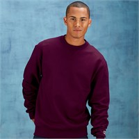 Champion Cotton Max Crewneck Sweatshirt
