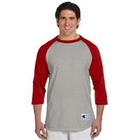 Champion Cotton Raglan Baseball Jersey