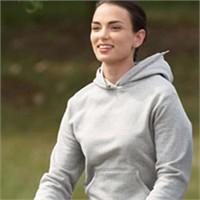 Champion Ladies' Double Dry Hoodie Sweatshirt