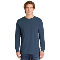Comfort Colors Garment-Dyed Long-Sleeve T-Shirt