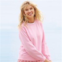 Comfort Colors Ladies' Garment-Dyed Crewneck Sweatshirt