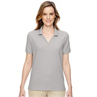 Devon & Jones Ladies' Fine Pima Pique Polo