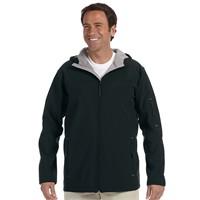 Devon & Jones Men's Hooded Soft Shell Jacket