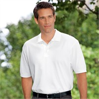 Econscious Organic Cotton Pique Polo Shirt